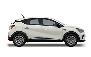 Naujasis CAPTUR E-TECH Plug-in Hybrid